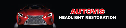 Autovis Headlight Restoration